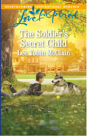 book cover - boy and dog
