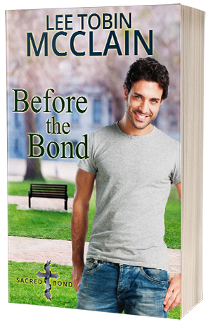 book cover handsome man in t-shirt