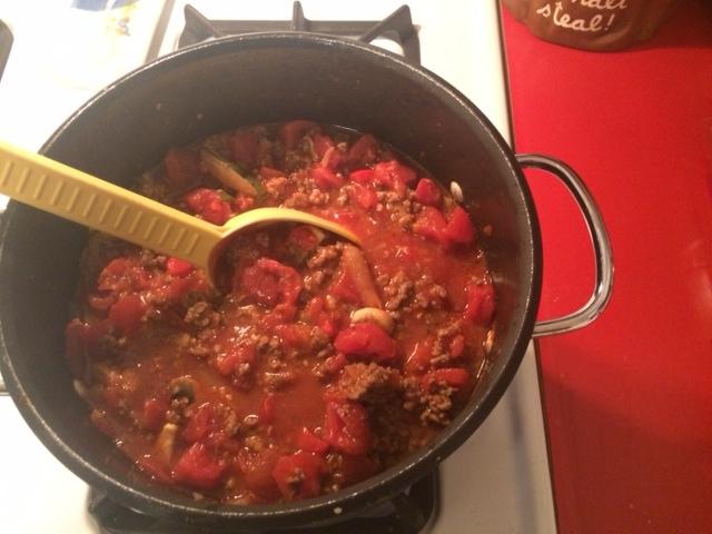 spag sauce