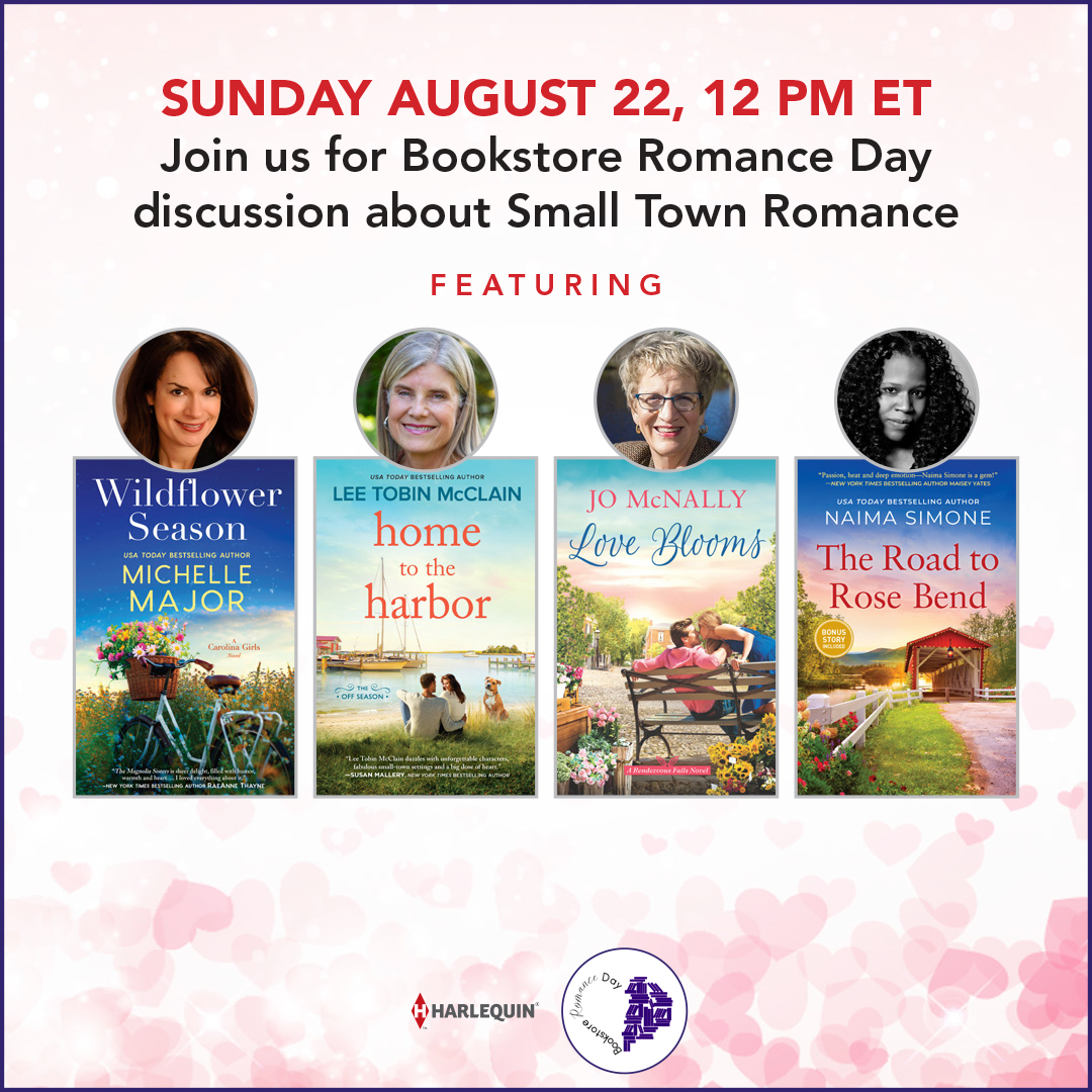 four book covers and authors for August 22 presentation
